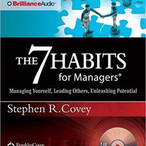 7 HABITS FOR MANAGERS CD