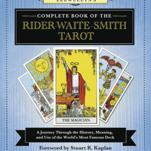 Llewellyns Complete Books Of The Rider-Waite-Smith Tarot